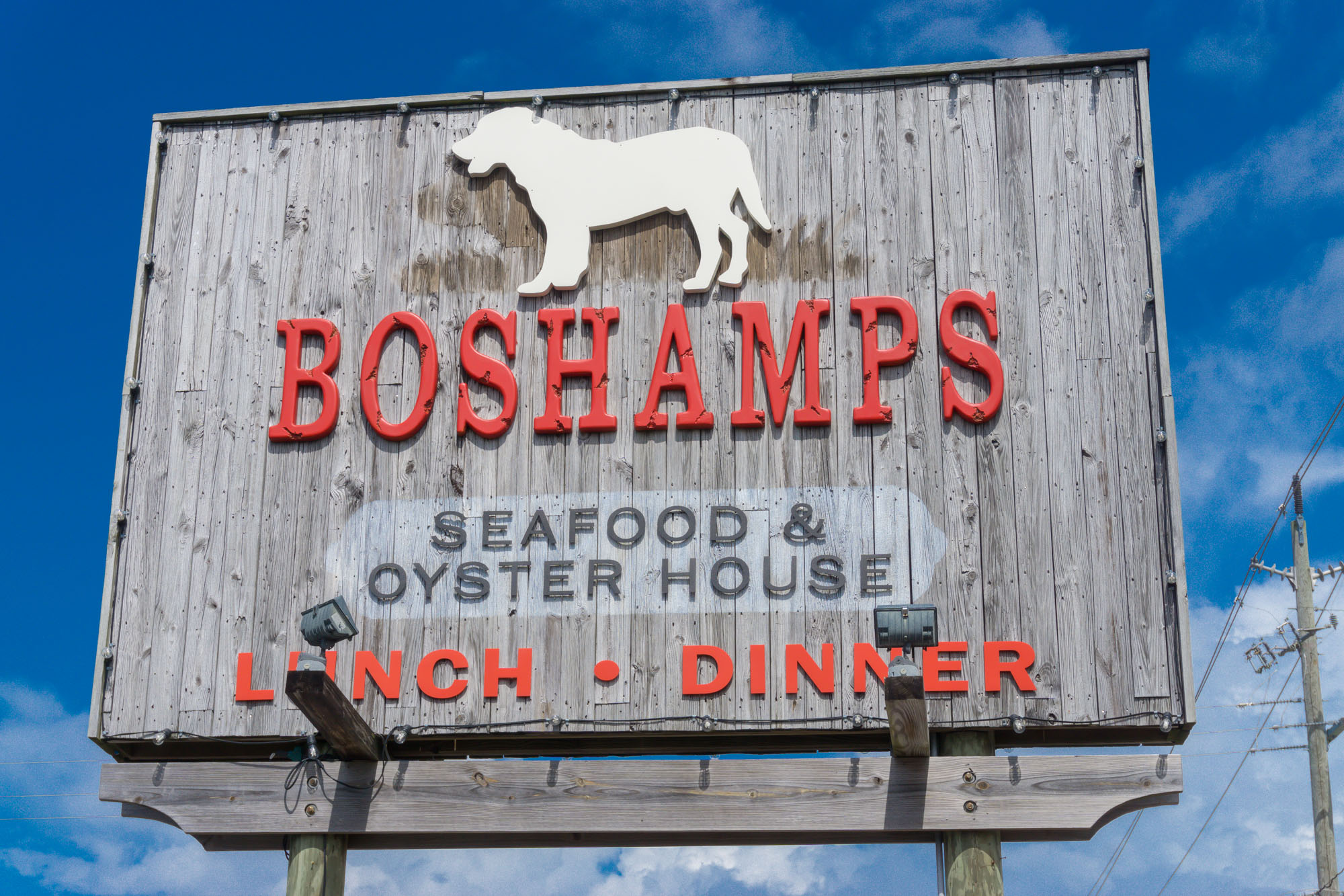Boshamps Seafood and Oyster House