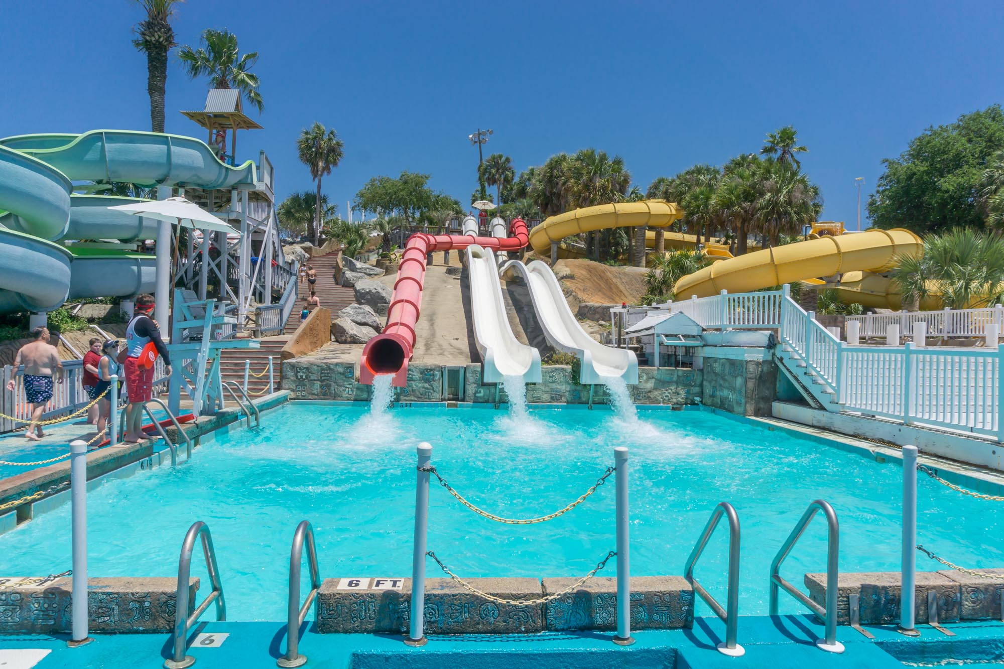 Water Park - Big Kahuna