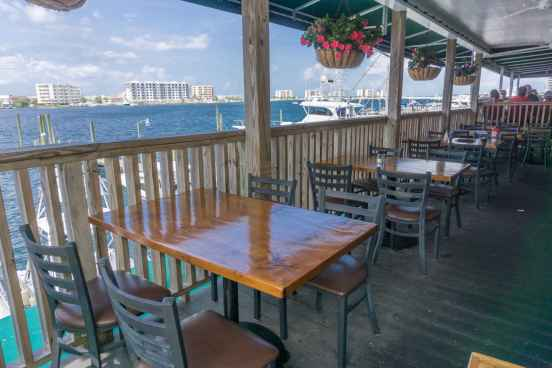 Dining and Activities in Destin by Joe Godar